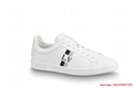 louis vuitton luxembourg sneaker NOIR