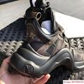archlight sneaker Patent Monogram canvas             black women shoes     9