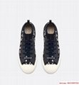 WALK'N'DIOR TECHNICAL KNIT OBLIQUE MID-TOP SNEAKER DIOR WOMEN SNEAKER DIOR SHOE  2