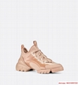 d connect sneaker in Nude Neoprene