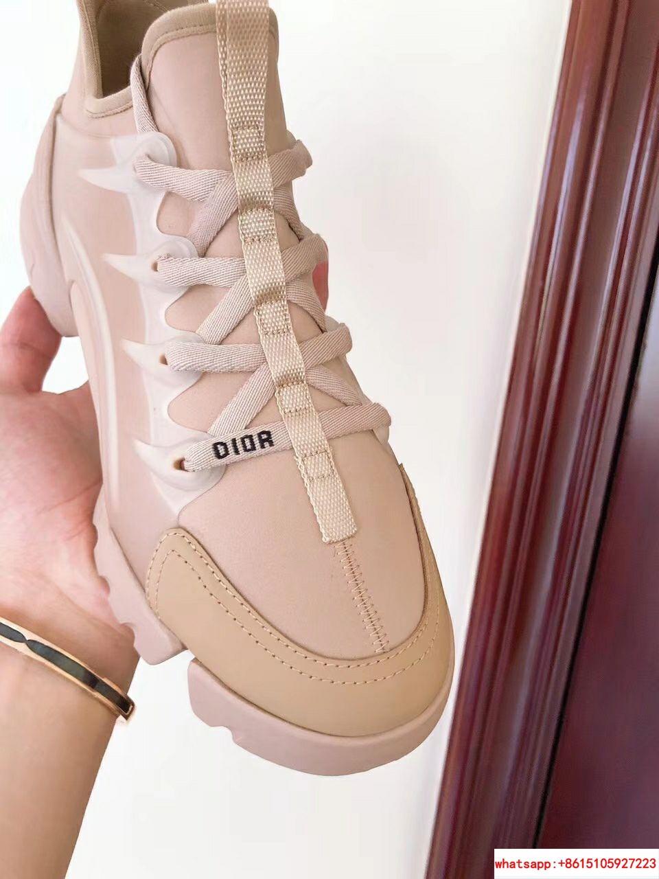 d connect sneaker in Nude Neoprene      women shoes KCK222NGG_S12U 12