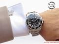 Rolex deepsea Oyster 44 mm  Oystersteel