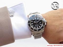 Rolex deepsea Oyster 44 mm  Oystersteel 126660 rolex watch