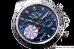 Rolex cosmograph daytona Oyster  40 mm  white gold 116509 rolex watch men