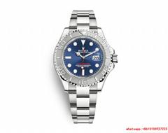Rolex yacht master 40  Oyster  40 mm Oystersteel and platinum rolex watch
