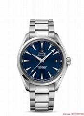 omega seamaster aqua terra 150m omega master co axial 41.5 mm omega watch