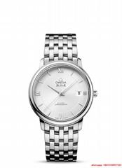 omega de ville prestige co axial 36.8 mm 424.10.37.20.02.001 omgega watch