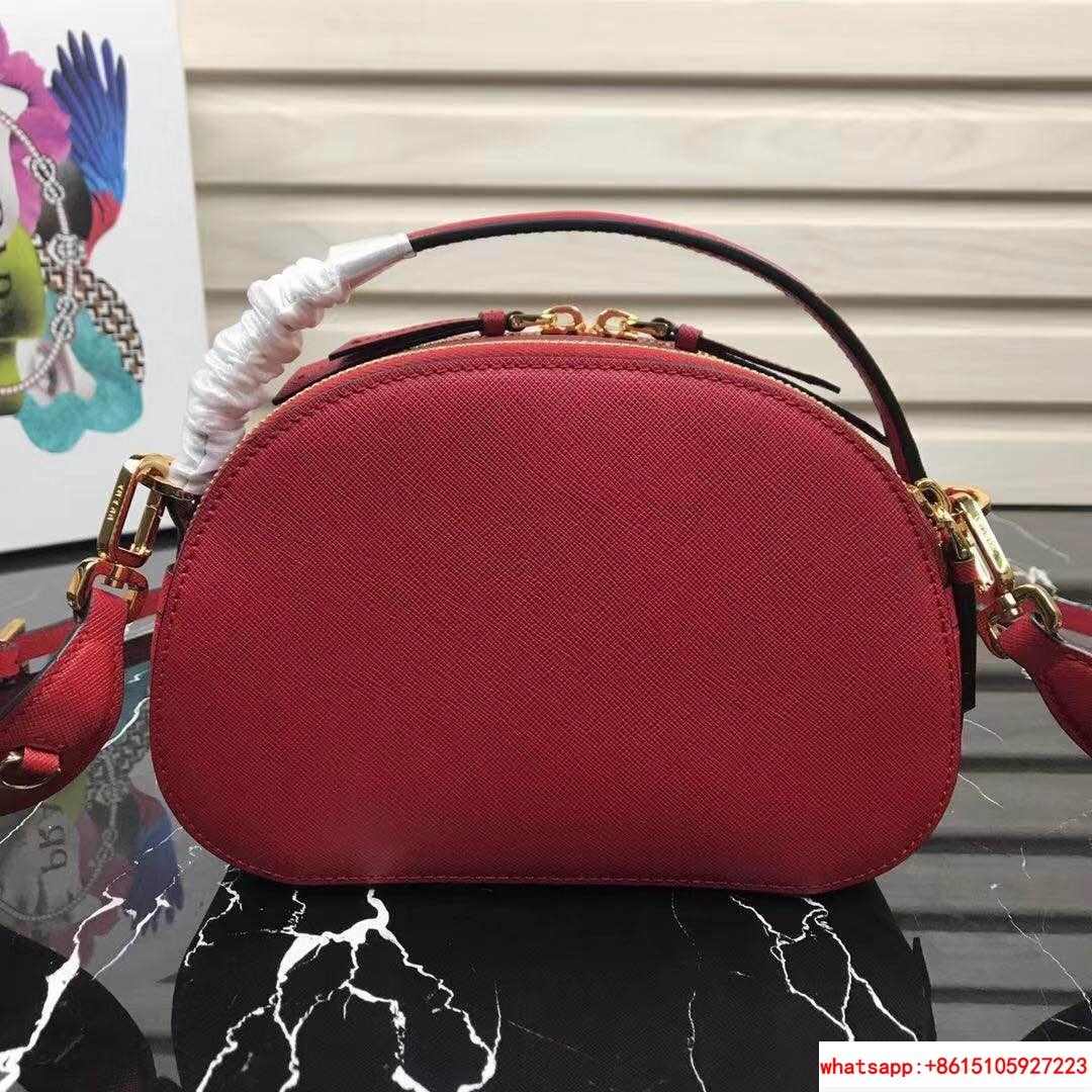 Odette Saffiano leather bag       bags  red   iconic saffiano leather   12