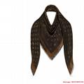 louis vuitton so shine monogram shawl  M71548 lv shawl