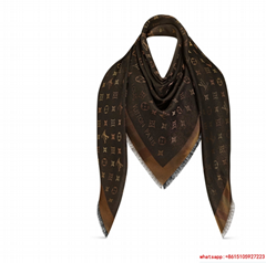 louis vuitton so shine monogram shawl