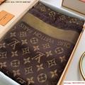so shine monogram shawl  M71548    shawl  7
