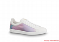louis vuitton sneaker luxembourg Rose lv sneaker newest lv shoes 1A5HBA   1