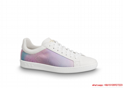 louis vuitton sneaker luxembourg Rose lv sneaker newest lv shoes 1A5HBA