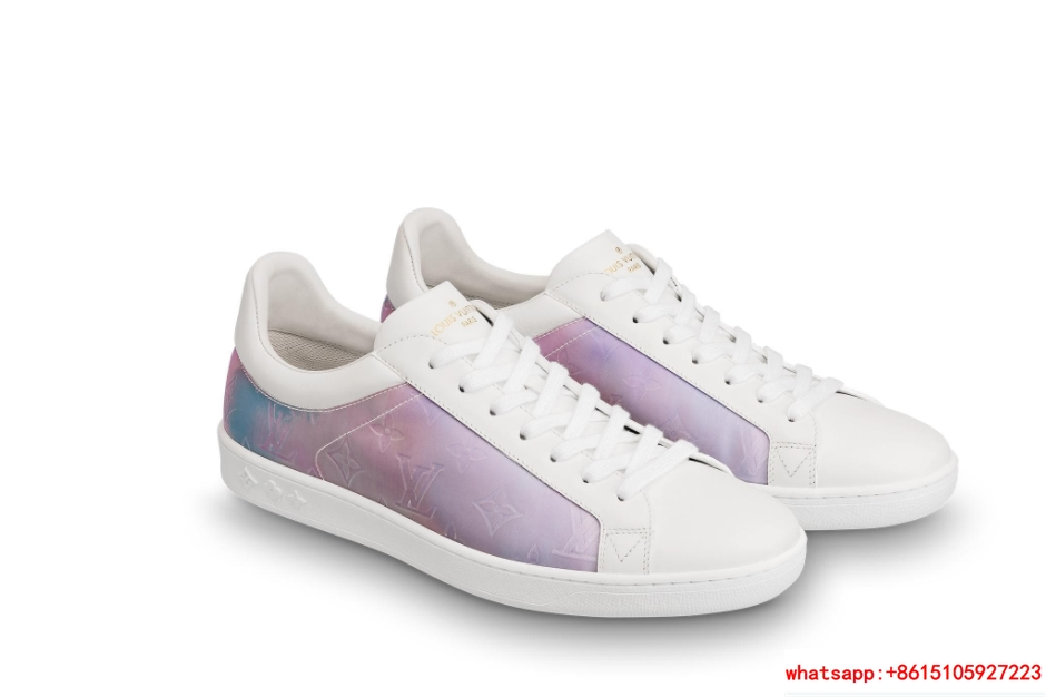 louis vuitton sneaker luxembourg Rose lv sneaker newest lv shoes 1A5HBA   2