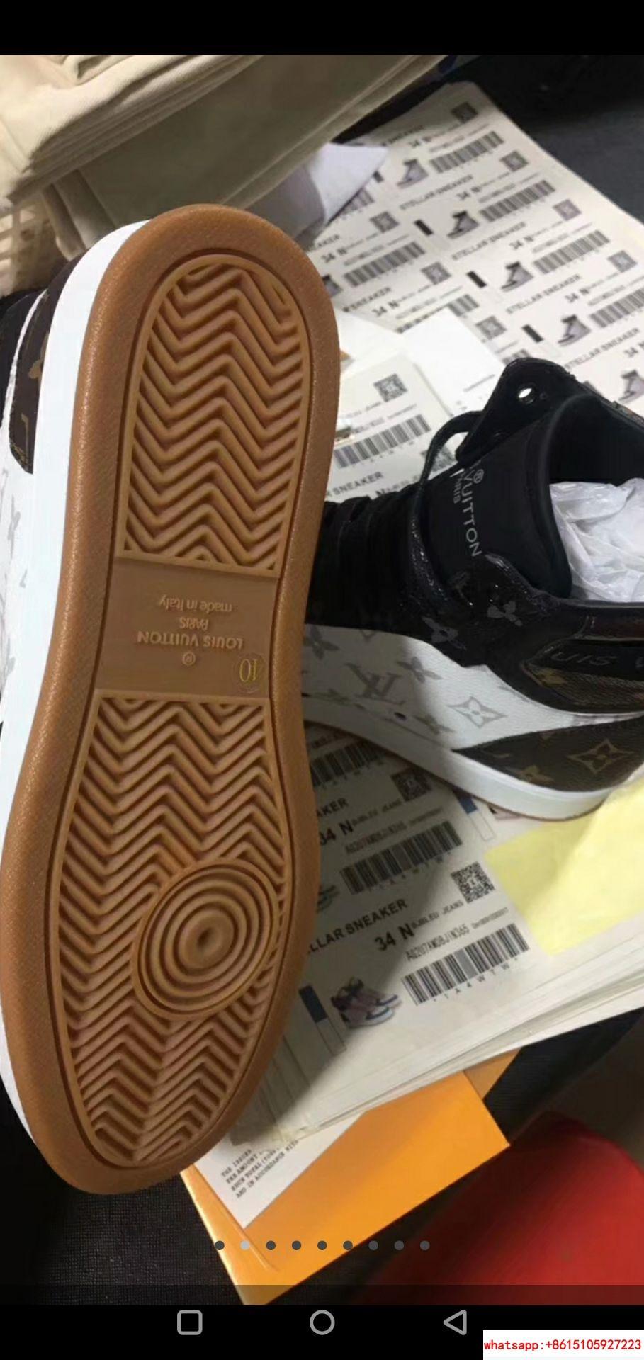 rivoli sneaker boot Monogram canvas  1A44VV    sneaker    shoes  7