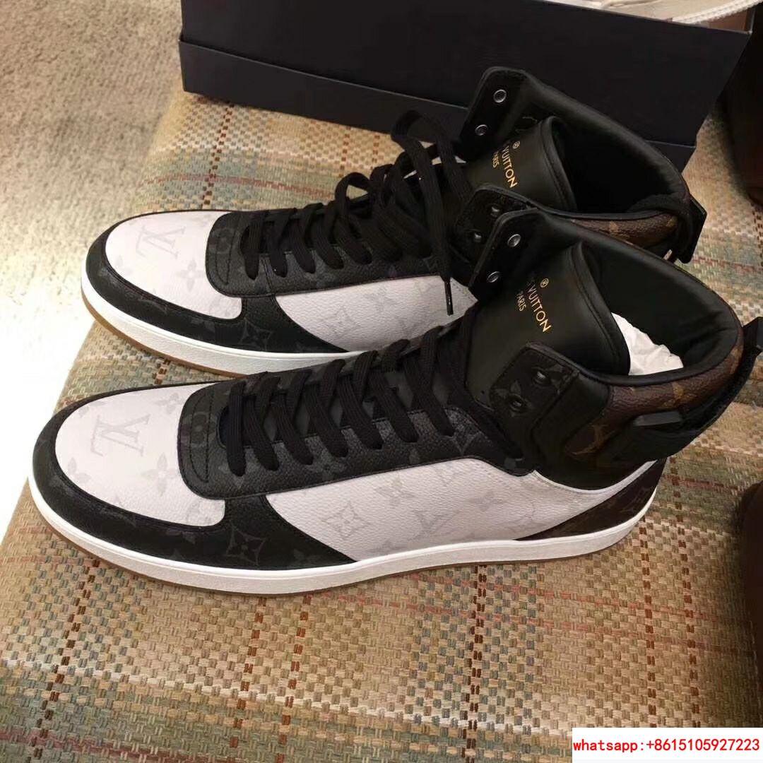 rivoli sneaker boot Monogram canvas  1A44VV    sneaker    shoes  4