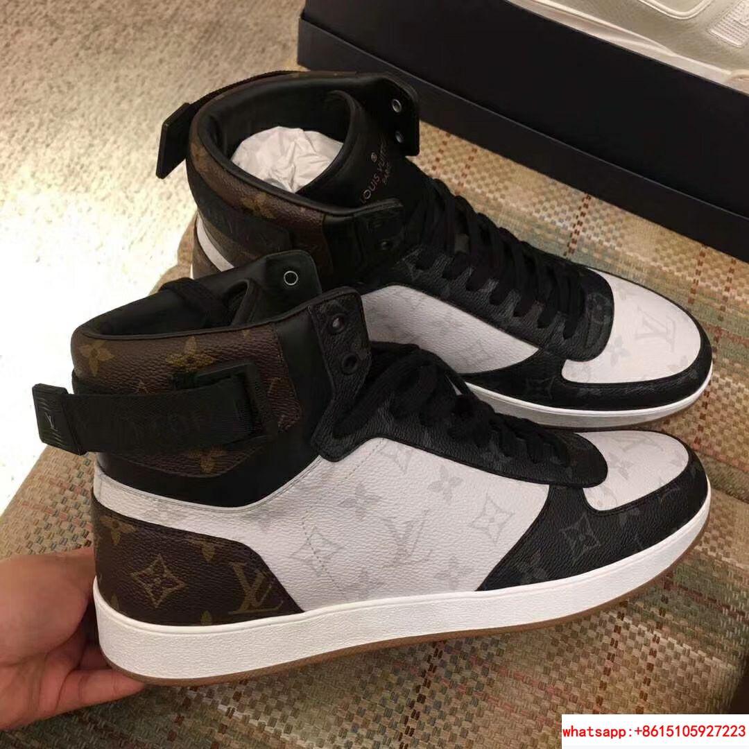 rivoli sneaker boot Monogram canvas  1A44VV    sneaker    shoes  5