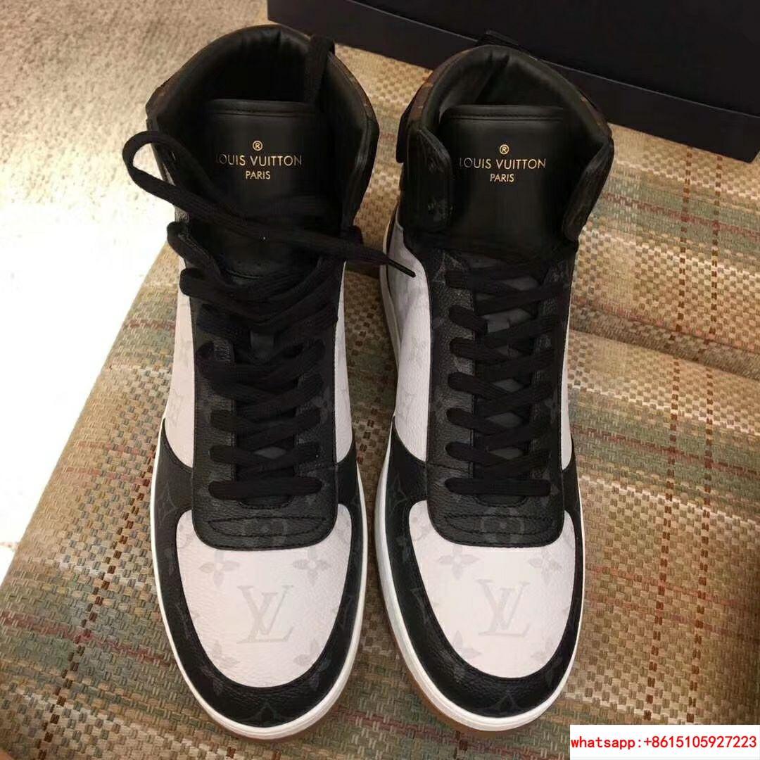 rivoli sneaker boot Monogram canvas  1A44VV    sneaker    shoes  6