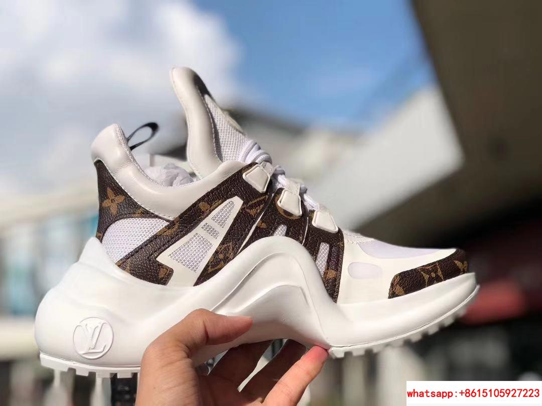 archlight sneaker Patent Monogram canvas    casual shoes 5