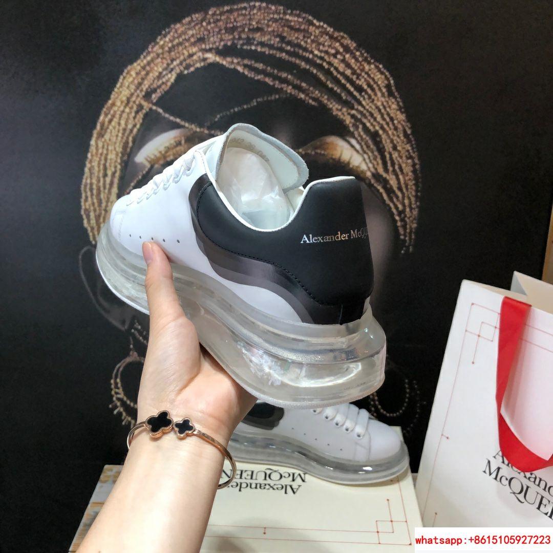 alexander         oversized sneaker         sneaker air cushion bottom  2