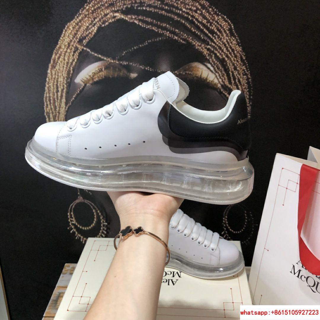 alexander         oversized sneaker         sneaker air cushion bottom  1