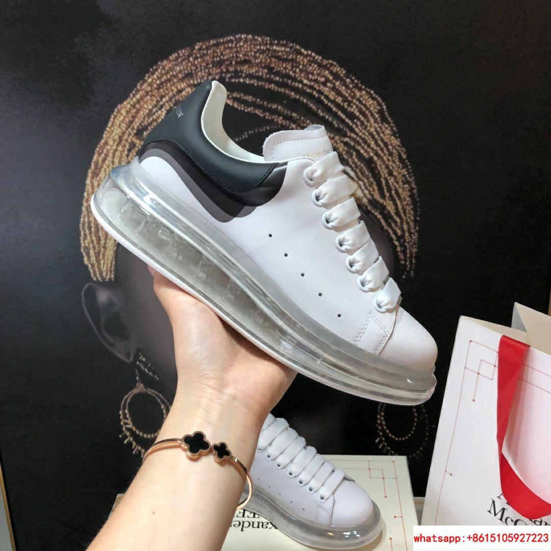 alexander         oversized sneaker         sneaker air cushion bottom  4