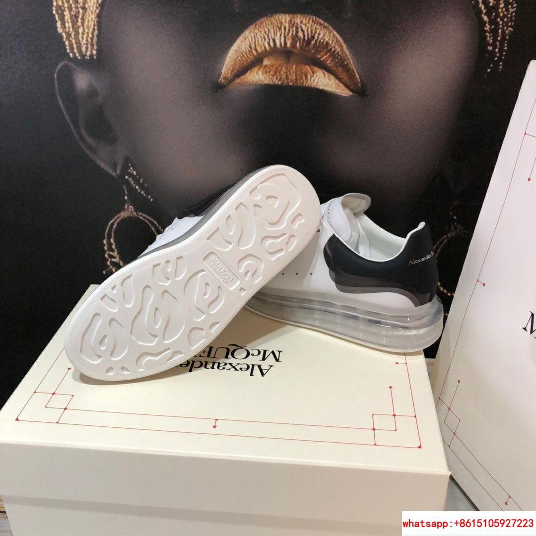 alexander         oversized sneaker         sneaker air cushion bottom  6