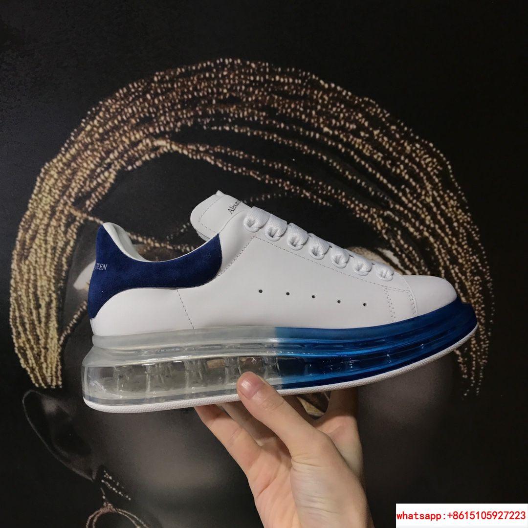 alexander mcqueen air cushion sneaker
