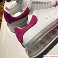 alexander mcqueen oversized sneaker air cushion sneaker 100% lambskin inside   6