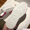 alexander mcqueen oversized sneaker air cushion sneaker 100% lambskin inside   7
