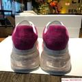 alexander mcqueen oversized sneaker air cushion sneaker 100% lambskin inside   8