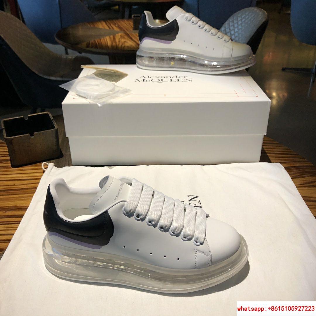 alexander         oversized sneaker air cushion sneaker 100% calfskin 4