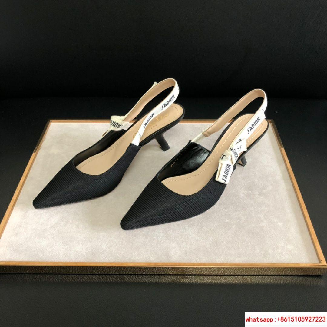 j'a     slingback in black technical fabric 6.5 cm comma heel      pump heels  8
