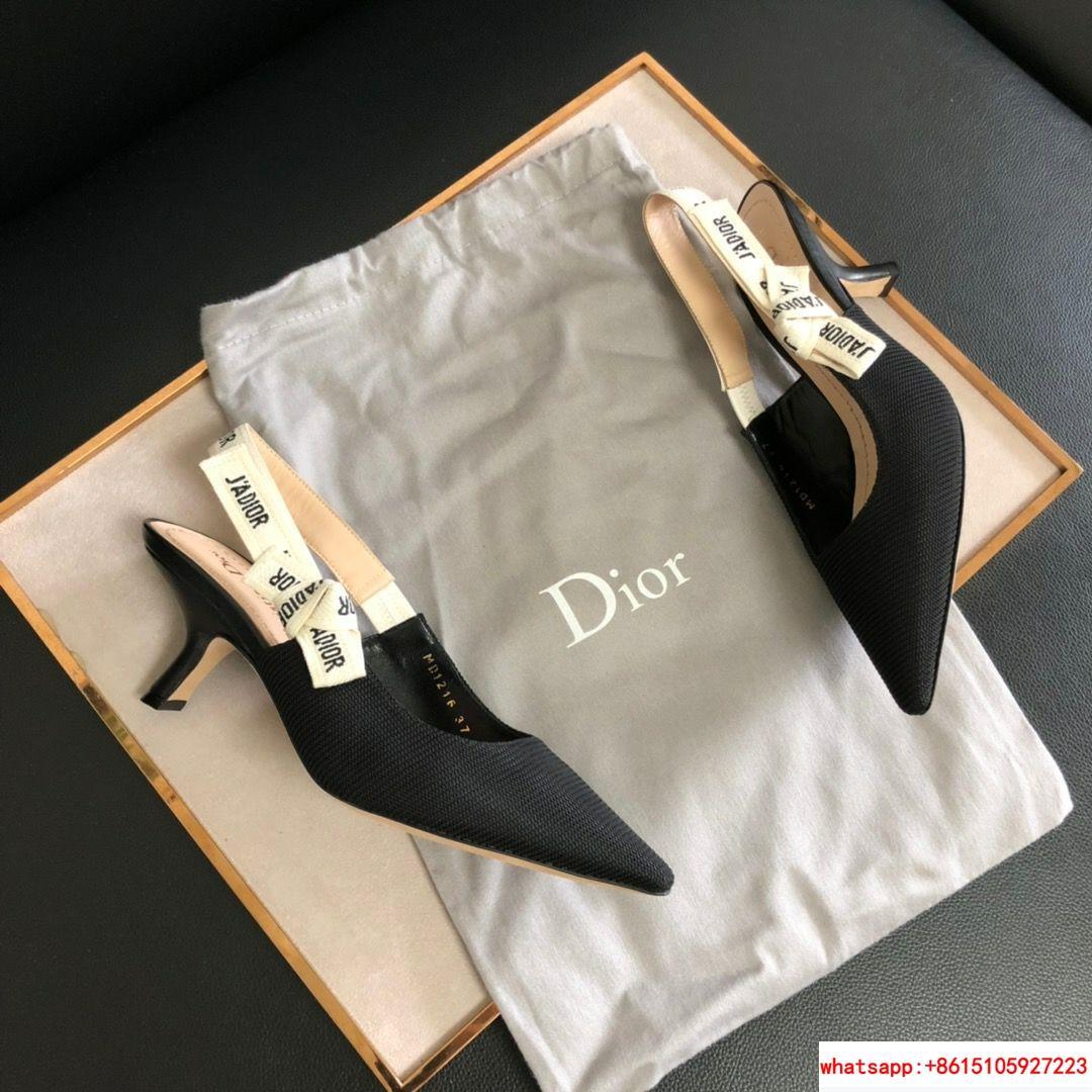 j'a     slingback in black technical fabric 6.5 cm comma heel      pump heels  13