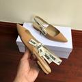 j'a     patent calfskin ballet pump  in nude patent calfskin 1 cm heel women   13