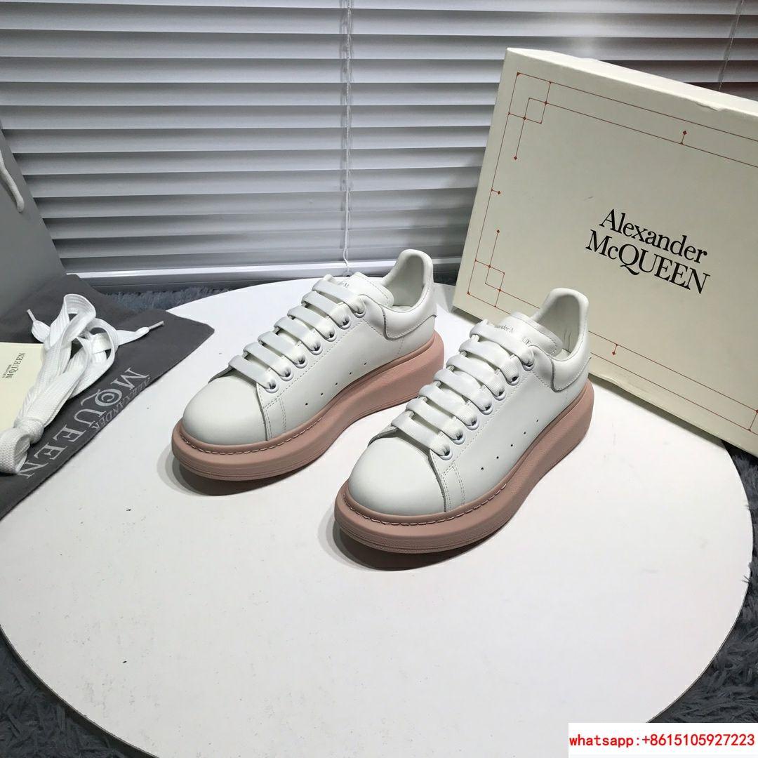 alexander         oversized sneaker women  PATCHOULI calfskin  2