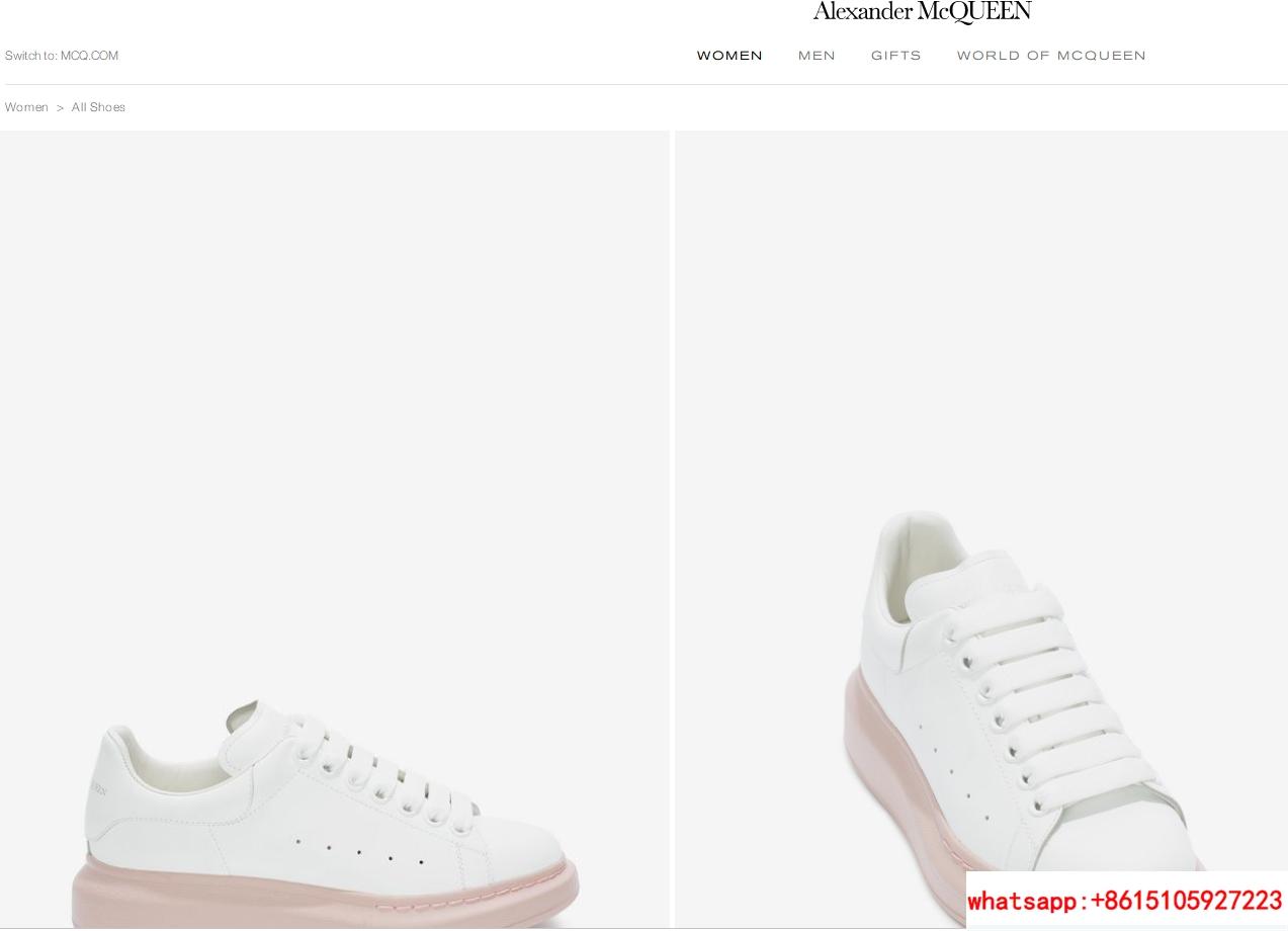 alexander         oversized sneaker women  PATCHOULI calfskin  3