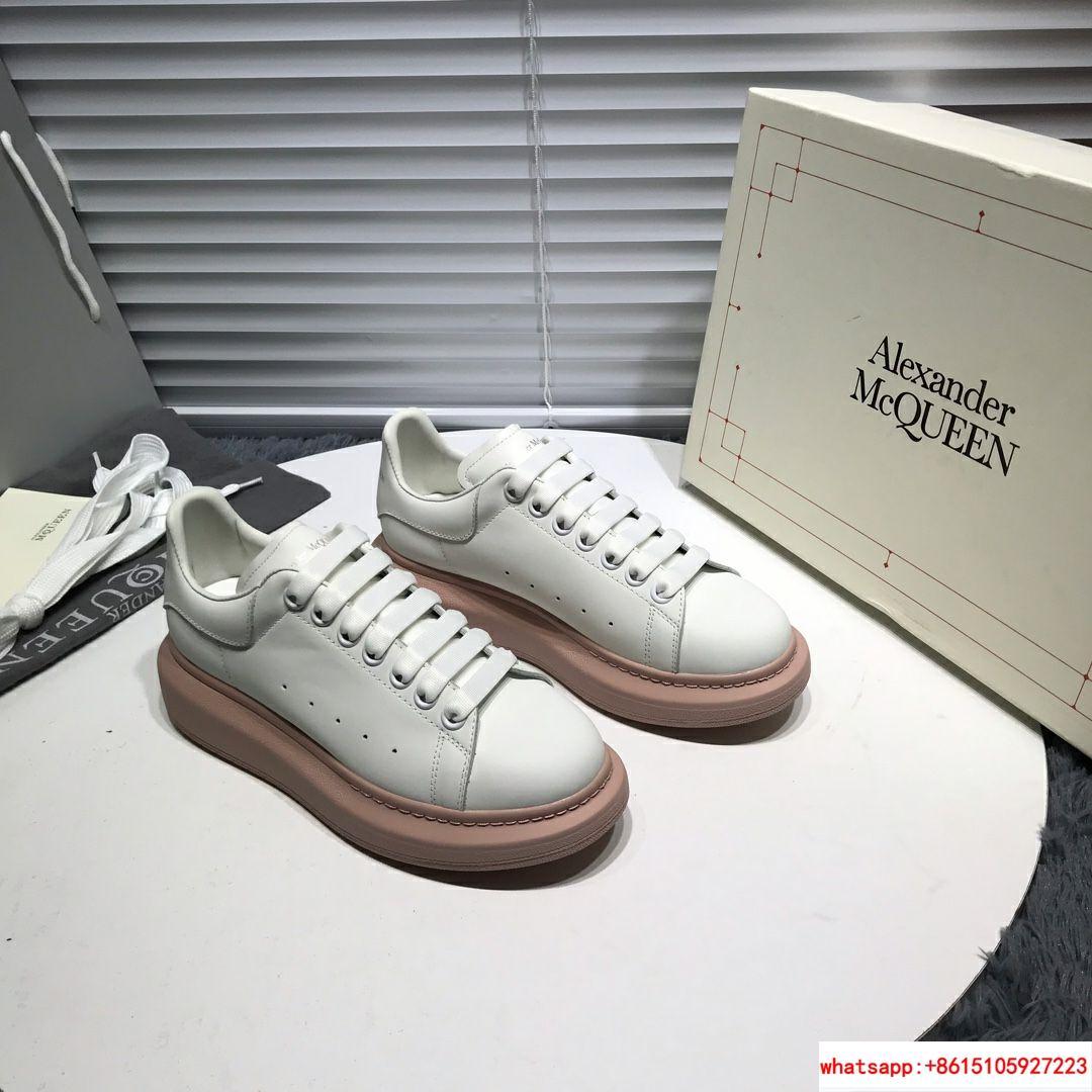 alexander         oversized sneaker women  PATCHOULI calfskin  4