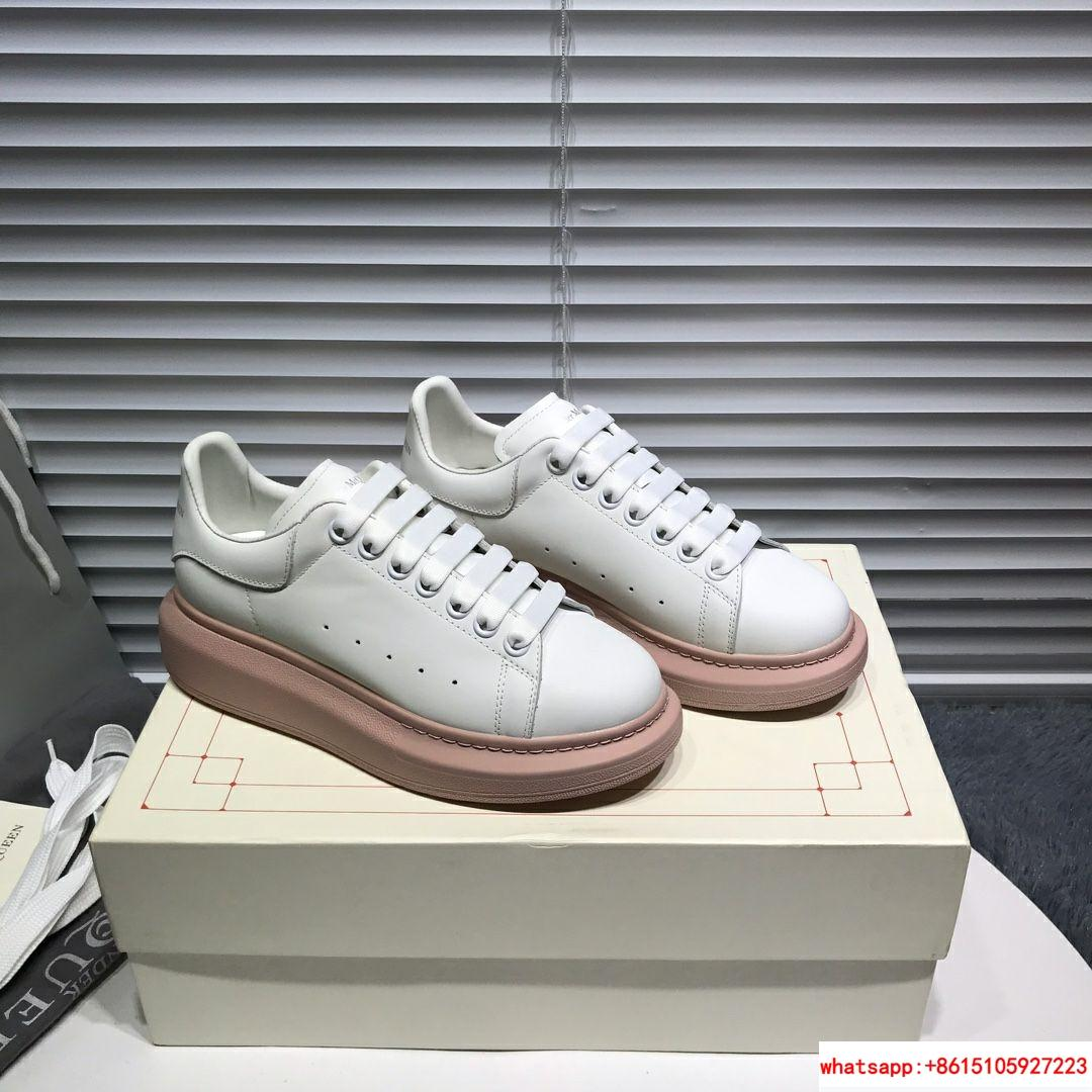 alexander         oversized sneaker women  PATCHOULI calfskin  8