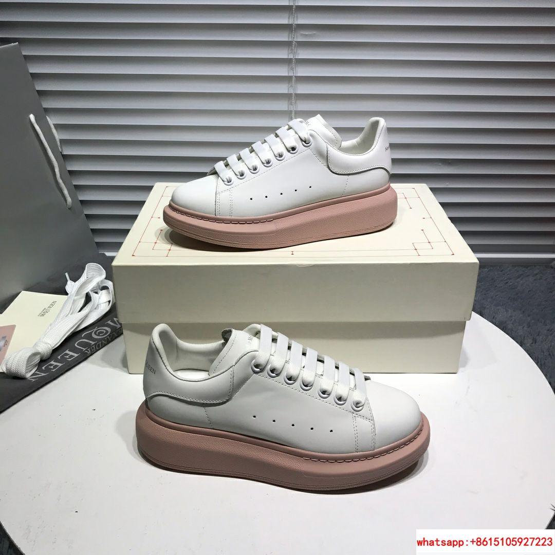 alexander         oversized sneaker women  PATCHOULI calfskin  10