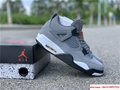 air jordan 4 retro mens shoe Cool Grey/Dark Charcoal/Varsity jordan shoes  3