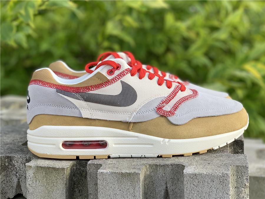 Nike Air Max 1 Inside Out 858876 713 Release Date Sneaker