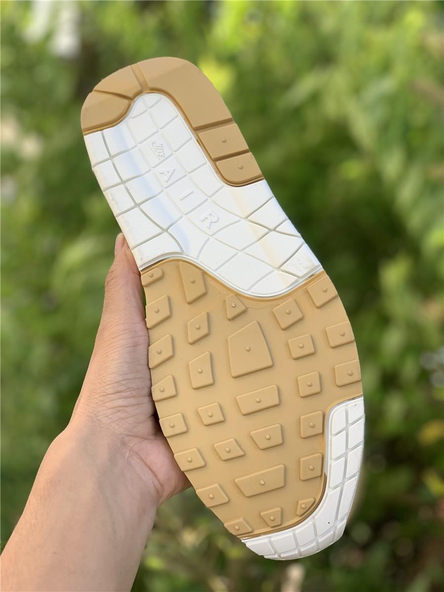 Nike Air Max 1 Premium SE Inside Out Club Gold Black 858876-713 no box   13