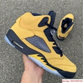 Nike Air Jordan 5 Retro SE  Michigan Fab