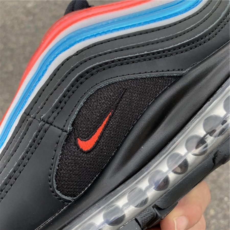 Nike Air Max 97 OA GS Seoul On-Air Gwang Shin Black Neon Blue Silver CI1503-001 3