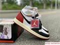 Nike Air Jordan 1 Retro High OG Union Black Toe Red New BV1300-106 12