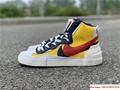 Sacai Nike Blazer Mid Varsity Maize Snow Beach BV0072-700  MAIZE NAVY 11