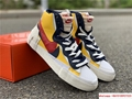 Sacai Nike Blazer Mid Varsity Maize Snow Beach BV0072-700  MAIZE NAVY 12