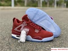 Air Jordan 4 The Oklahoma Sooners PE jordan shoes