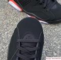 Nike Jordan 6 Retro OG Black Infrared Limited Stock All Sizes 384664-060 4